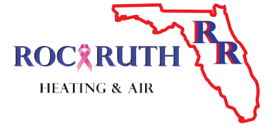 RockRuth HVAC Logo